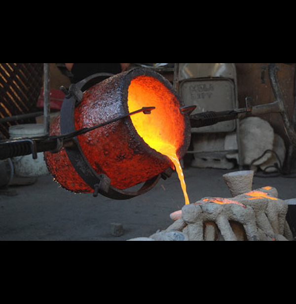 The Foundry Process
