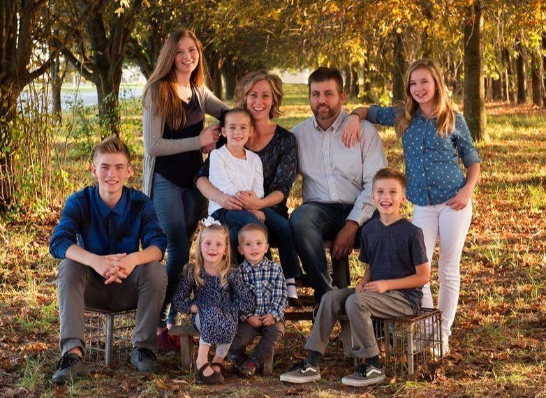 Gibby's family