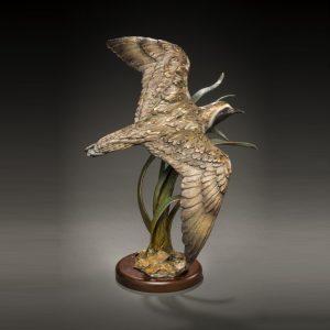Flying Plover